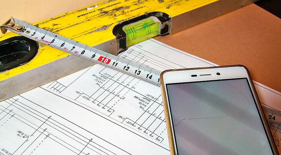 4 мобильных приложения для смартфона, которые помогут при ремонте и строительстве