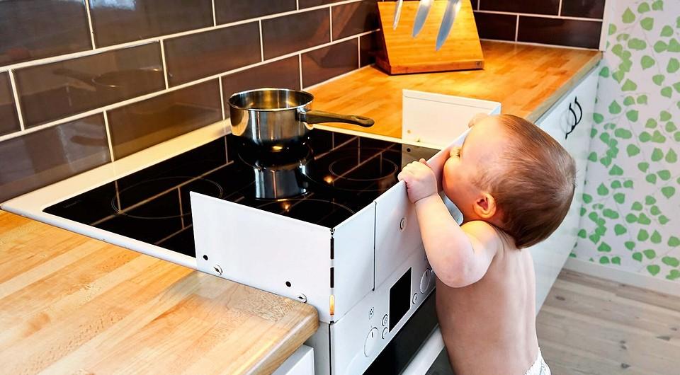 Аксессуары для кухни, которые помогут сохранить чистоту плиты