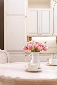 Дизайн кухни в классическом стиле: 5 основных принципов