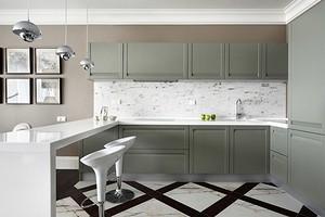 Дизайн угловой кухни с барной стойкой: особенности планировки и 50+ фото для вдохновения