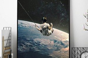 8 предметов декора, вдохновлённых космосом, которые стоит купить прямо сейчас