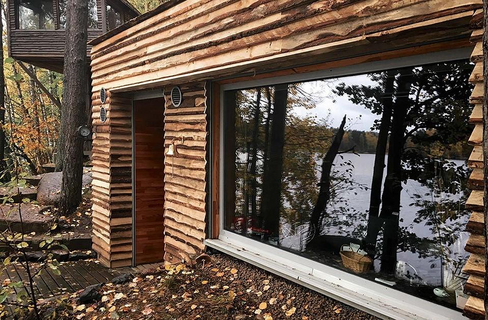 Как правильно обшить дом деревянными рейками: 5 способов