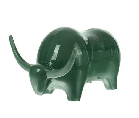 Керамический буйвол