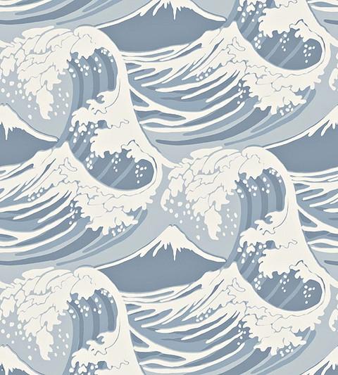 Флизелиновые обои Great Wave из коллекm...