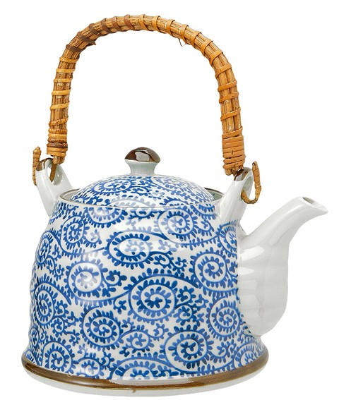 Заварочный чайник с бамбуково&#...