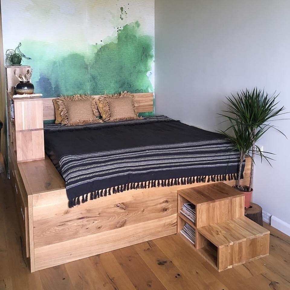 Идеи для эконом кровати фото