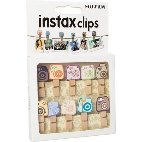 Прищепки для фото Instax Design Clips Camera