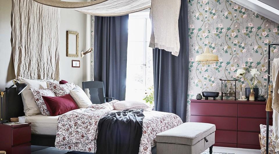Декорируем изголовье кровати: 8 красивых и необычных идей