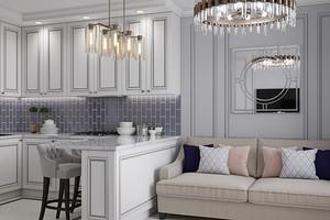 Как грамотно объединить интерьер кухни, столовой и гостиной: советы и наглядные примеры