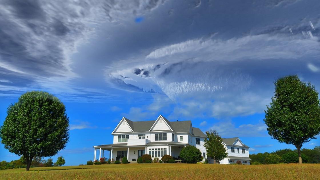 Устройство вентиляции в частном доме через потолок