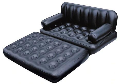 Складной надувной диван