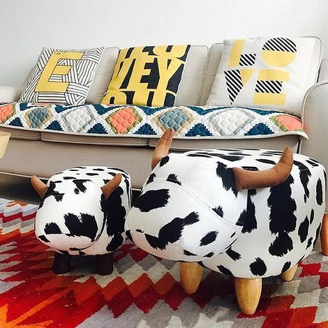 Пуф-корова