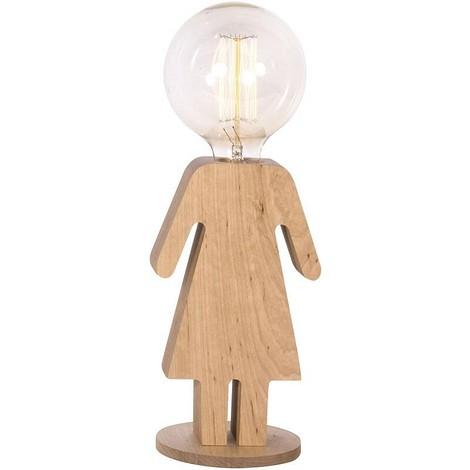 Настольная лампа «Лучинка»