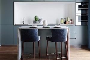 Высота, ширина и длина барной стойки для кухни: определяем размеры правильно