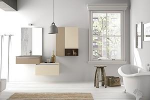 6 вариантов эстетичного хранения мелочей в ванной