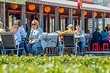 Для москвичей создали карту летних кафе