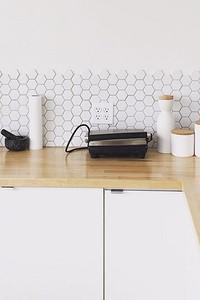 Кухня в скандинавском стиле: 55+ фото интерьеров