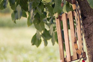 Делаем качели для дачи своими руками: пошаговая инструкция для разных конструкций