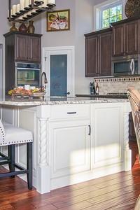 Дизайн кухни в стиле модерн (70 фото)