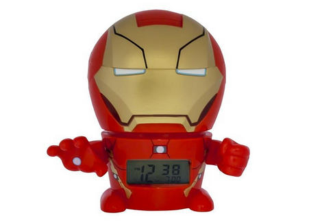 Будильник Iron man