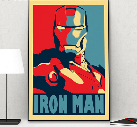Постер Iron man