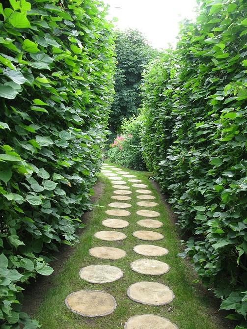 Как заставить маленький сад выглядеть просторнее: 10 умных приемов