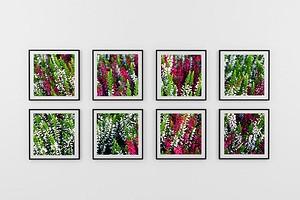 Как вешать модульные картины: полезные советы по выбору места и красивой развеске