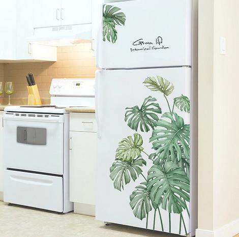 Наклейка-стикер на холодильник