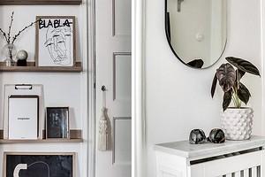 11 новых идей хранения, подсмотренных в скандинавских квартирах