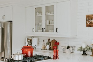 Уберите это немедленно: 10 вещей, которым не место на кухонной столешнице