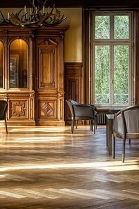 Почему скрипит деревянный пол и что с этим делать