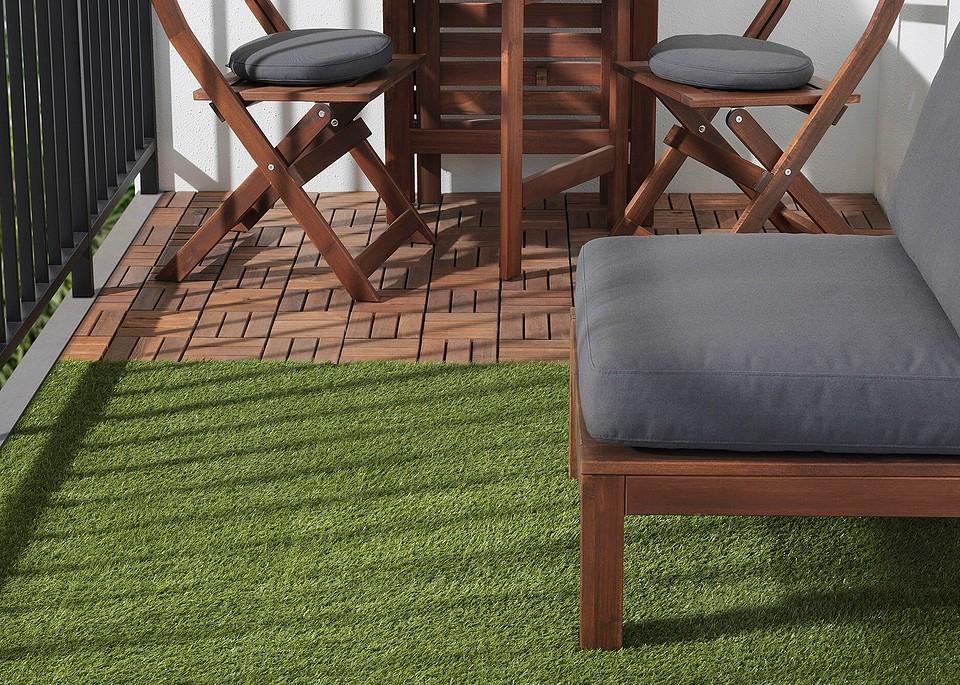 Лень ухаживать: 9 способов озеленить интерьер без комнатных растений