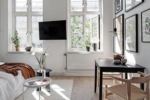 7 маленьких квартир-студий, в которых вы захотите жить