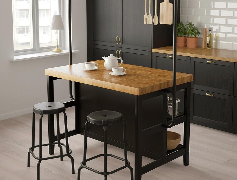 10 новых трендов в оформлении кухни в скандинавском стиле