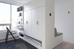 4 в 1: ИКЕА представили роботизированную мебель-трансформер Rognan для маленьких квартир
