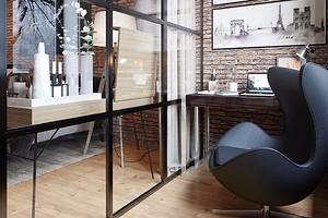 Дизайн балкона в стиле лофт: как оформить маленькое пространство правильно