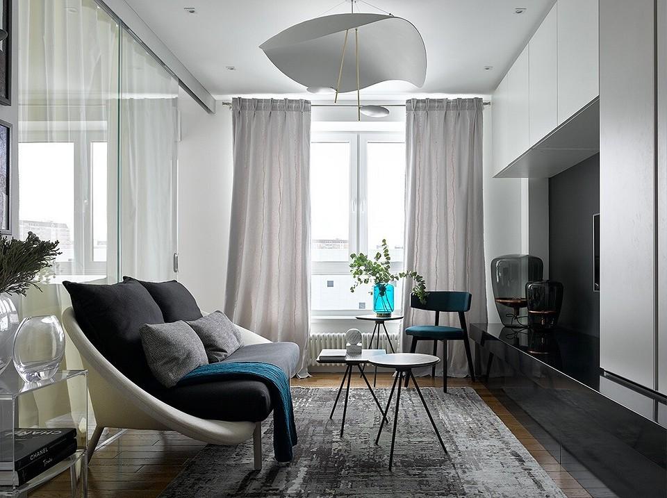 8 профессиональных советов по расстановке мебели в маленькой квартире