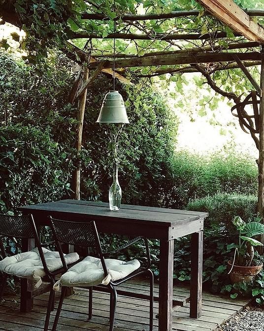 Перголы в ландшафтном дизайне: фото идей для участка