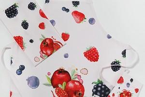 Успейте купить летнюю коллекцию кухонного текстиля от «ИВД»