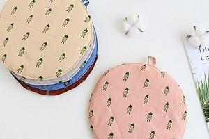 8 текстильных аксессуаров, которые преобразят вашу кухню