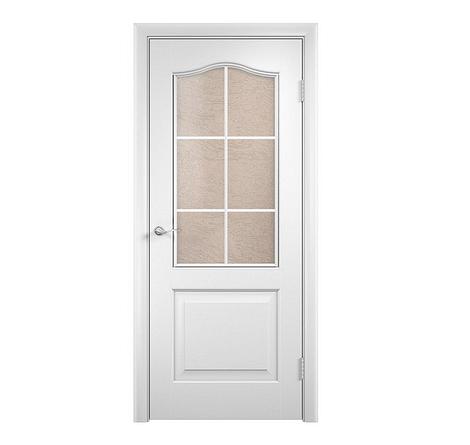 Остекленное дверное полотно