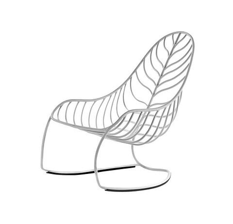 Сиденье и опоры (салазки) сделан...