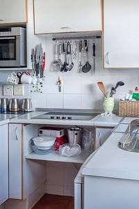 10 идей для хранения на крохотной кухне, которые очень легко воплотить