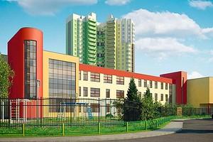 В Крылатском построят школу в форме самолета