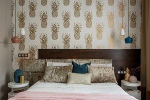 Какой цвет обоев выбрать для спальни, чтобы комната стала уютной и красивой