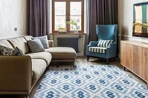 Как оформить маленькую квартиру в стиле американской классики: 16 лайфхаков