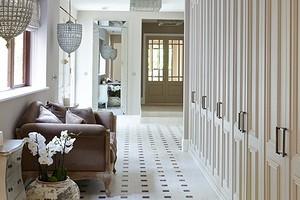 Как оформить дизайн длинного коридора: красивые идеи и практичные решения