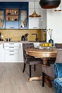 Дизайн кухни-гостиной площадью 15 кв.м (53 фото)