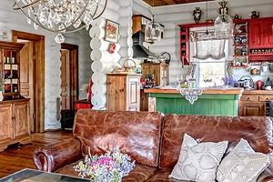 Новый взгляд на русский стиль: дом в Подмосковье