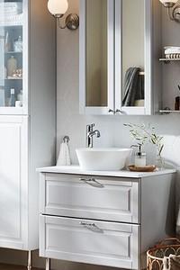 Тест: Какая вещь из ИКЕА нужна вашей ванной комнате?